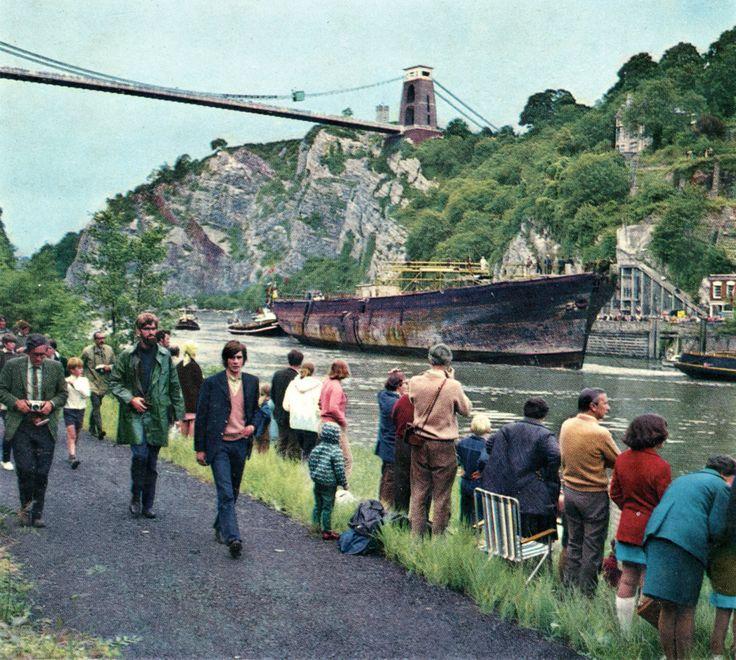 S.S. Great Britain Bristol 1970