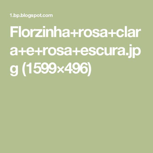 Florzinha+rosa+clara+e+rosa+escura.jpg (1599×496)