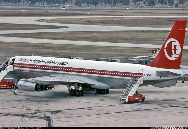 Boeing 707-321 - Malaysian Airline System - MAS   Aviation Photo #2708700   Airliners.net