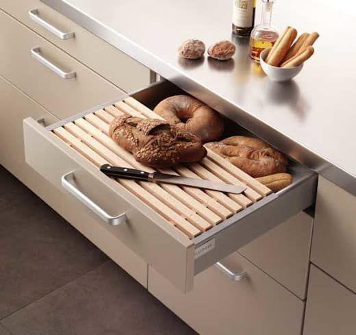 11 großartige Ideen, um Ihre Küche perfekt zu organisieren