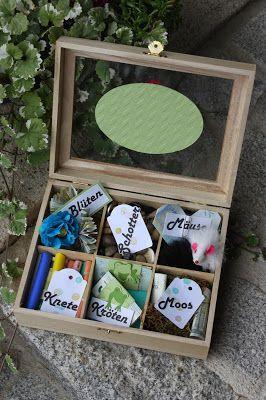Polly kreativ: Geschenk zur Hochzeit