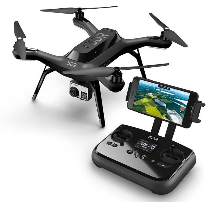 Solo 3D Robotics Drone For more information about phantom drones and other types of drones, check our site