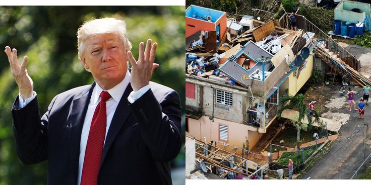 There Should Be 'Great Anger' Over Trump's Puerto Rico Response