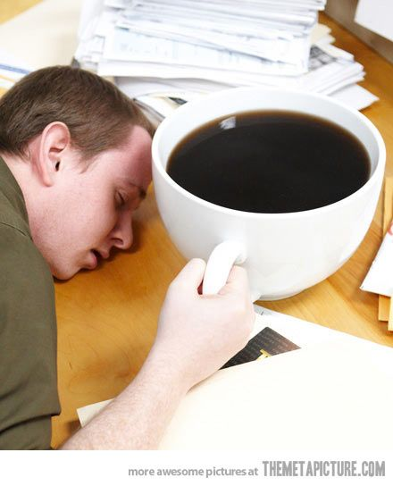 Mostly every morning…#coffee  Lottery fans, join us at Lottomania! https://www.facebook.com/lottomaniagame