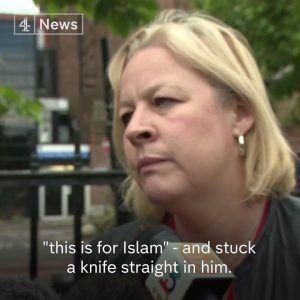 The First Commandment is Thou shall not kill all faiths share that belief. (via Channel 4 News) #news #alternativenews