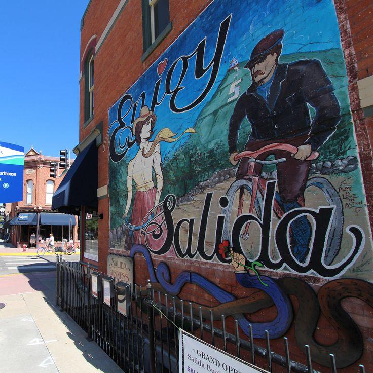 Salida National Historic District | Buena Vista & Salida, Colorado Vacations