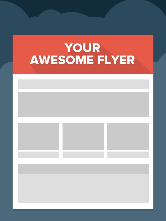 flyer maker online