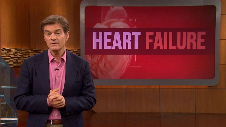 The Myths of Heart Failure: Dr. Oz busts the misconceptions of heart failure, a condition that affects one million new patients each year. Then, nurse practitioner Beth Davidson reveals the potential symptoms of heart failure.