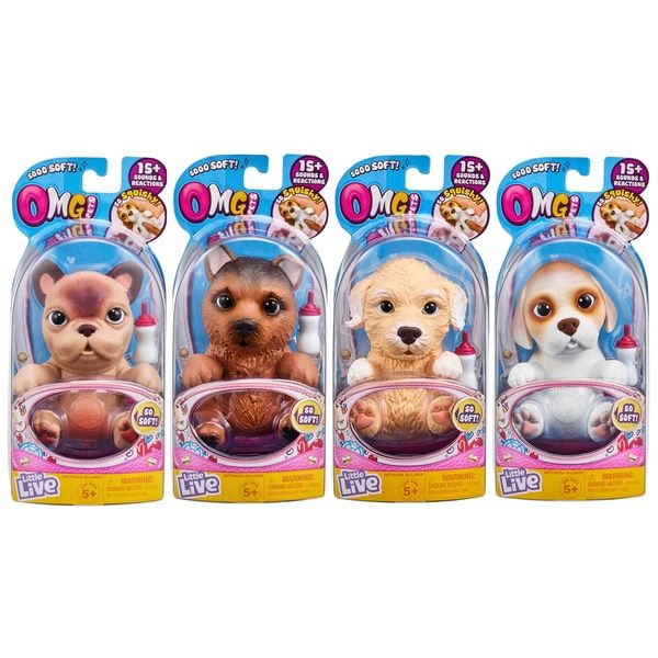 Superb Little Live Omg Pets Now At Smyths Toys Uk Buy Online Or Collect At Your Local Smyths Store We In 2020 Little Live Pets Interactive Baby Dolls Baby Girl Toys