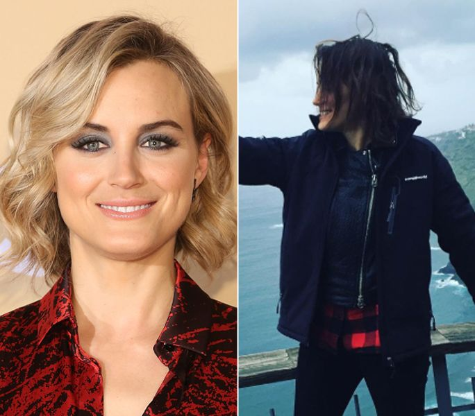 See the New Celebrity Hair Makeovers of 2016 - Taylor Schilling  - from InStyle.com