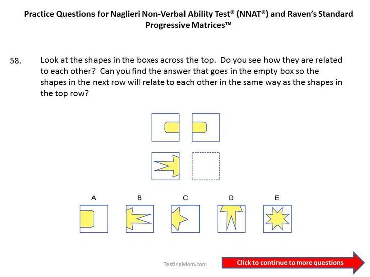 14 best images about nnat2 1st grade on Pinterest | 2nd grades, It ...