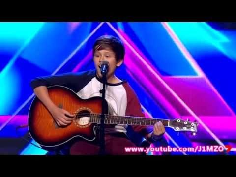 UNBELIEVEABLE!!!  Jai Waetford -  FIRST AUDITION The X Factor Australia 2013
