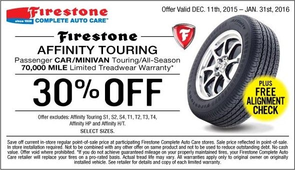 47 best Firestone Coupons 2017 images on Pinterest ...
