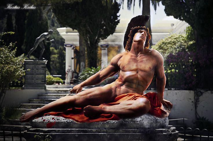 Achilles by ksilas on DeviantArt