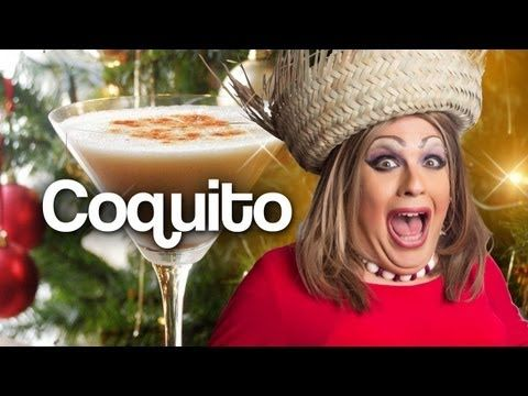 How To Make Coquito - Cooking with Drag Queens