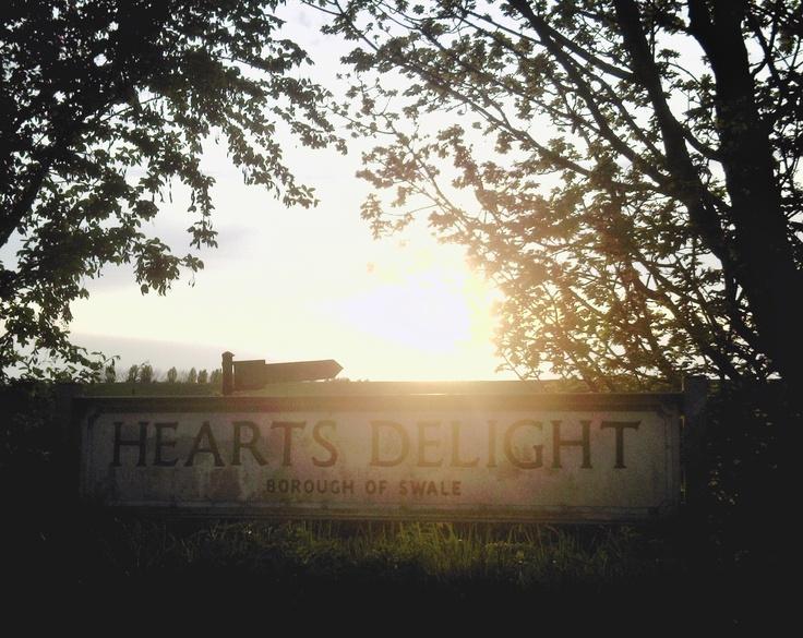 Hearts Delight, Borden, Kent