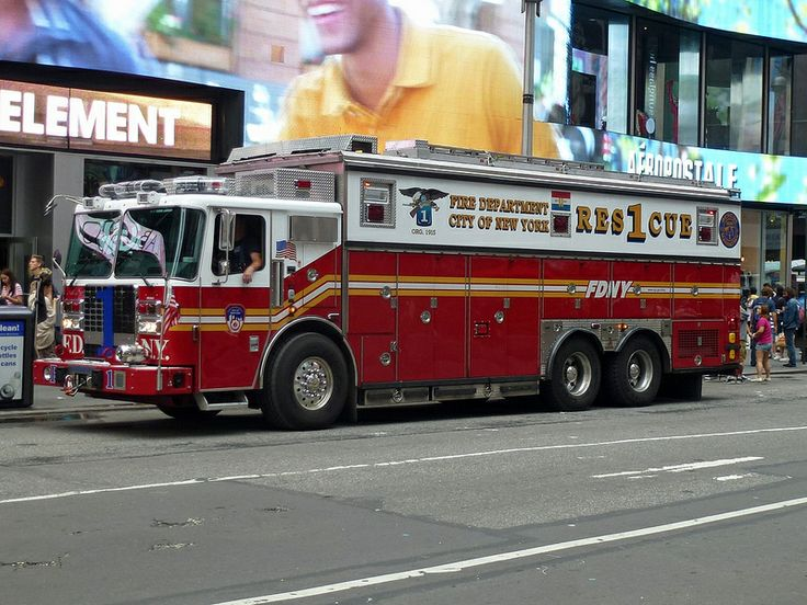 FDNY Rescue Company 1 ★。☆。JpM ENTERTAINMENT ☆。★。
