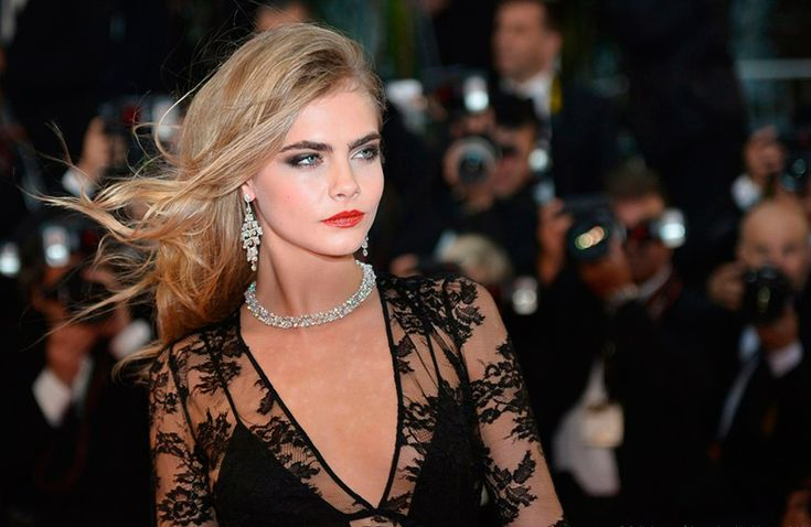 Cara Delevingne The Great Gatsby Premiere Cannes and opening ceremony FTAPE 06 Cara Delevingne in Cannes for The Great Gatsby