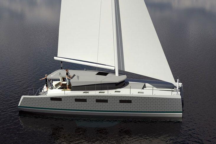 OvniCat 48, le grand voyage en catamaran vu par Alubat