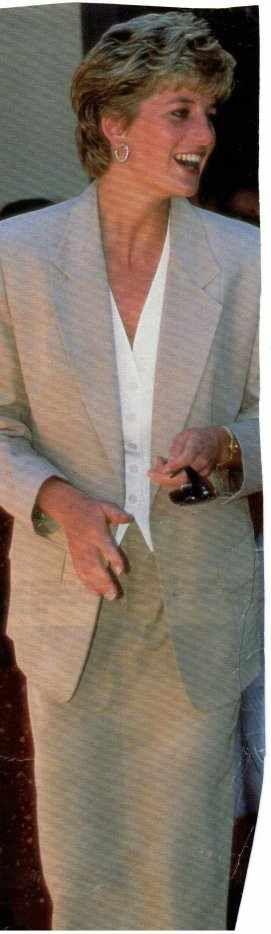Princess Diana, Nepal 1993