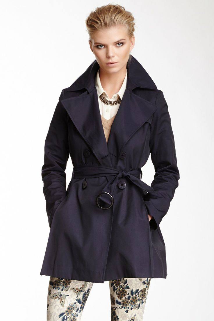 valentino swing coat