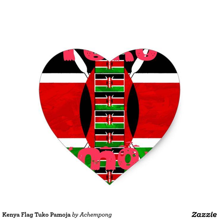 Kenya Flag #Tuko #Pamoja