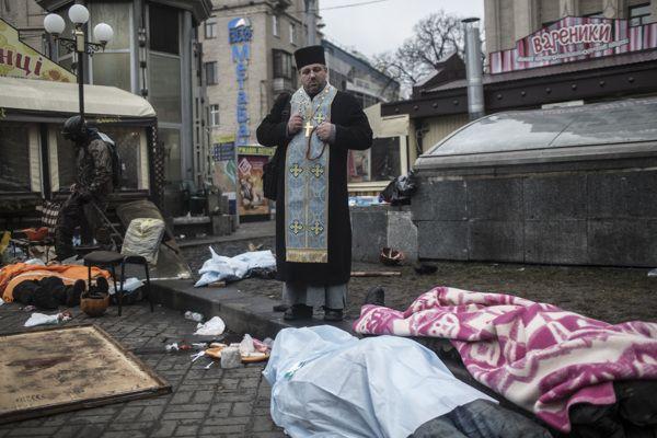 Occupy Kiev / Death on Behance
