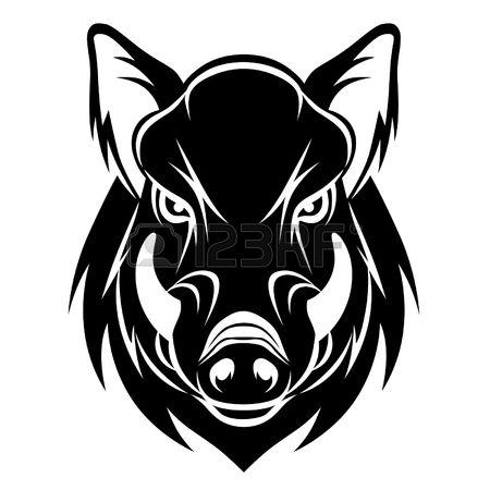 wildschwein kopf - Hledat Googlem