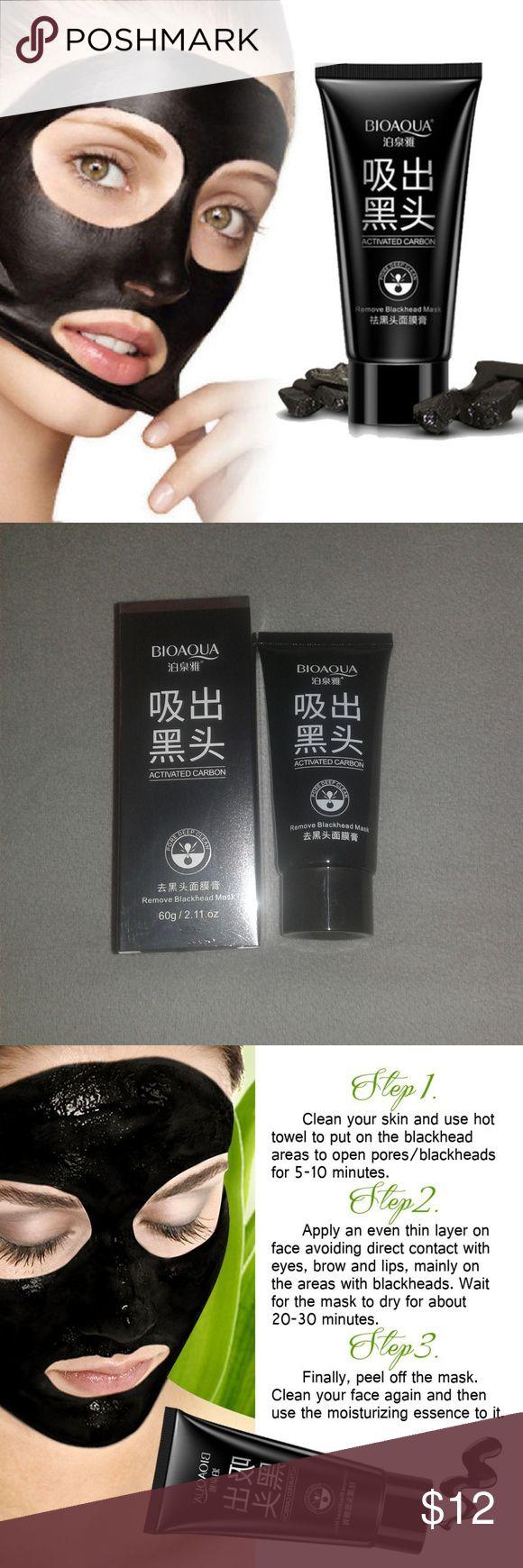 X3 Bioaqua Carbon Activated Charcoal Face Mask Boutique Masker