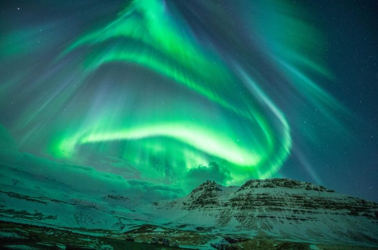 a guide to Northern Lights in Top 5 places to see northern lights this year