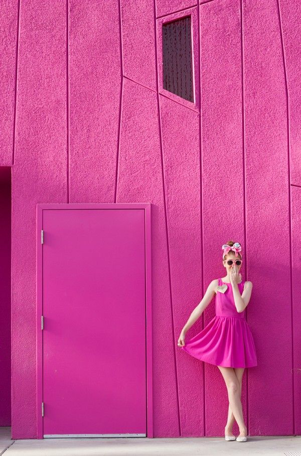 Pink Photographie
