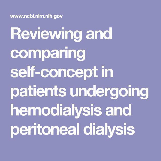hemodialysis and peritoneal dialysis pdf