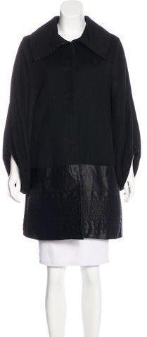 DAY Birger et Mikkelsen Wool Knee-Length Coat