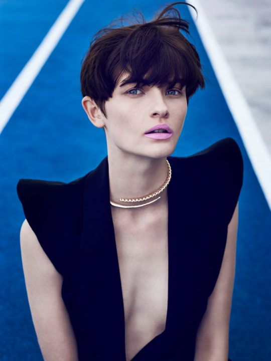 Hair Stylist Kacper Rączkowski, Harpers Bazaar Germany | Picture That