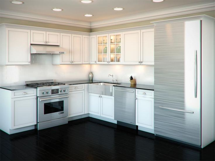 With the rise in nice rooms and loft fashion dwelling and for 7 x 9 kitchen design