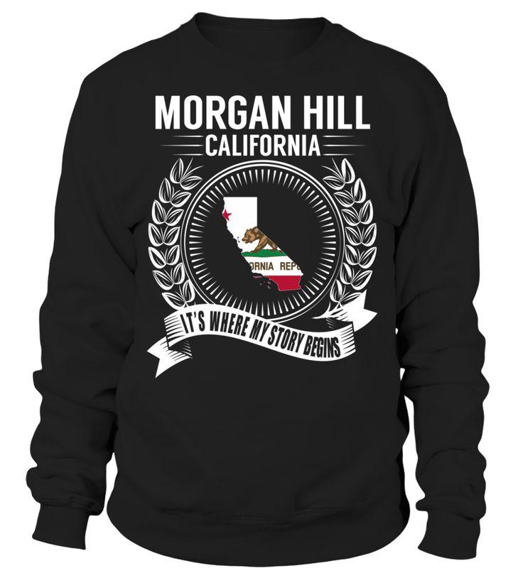 Morgan Hill, California - It's Where My Story Begins #MorganHill