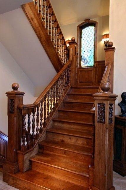 Современный дизайн лестницы в  вашем доме.