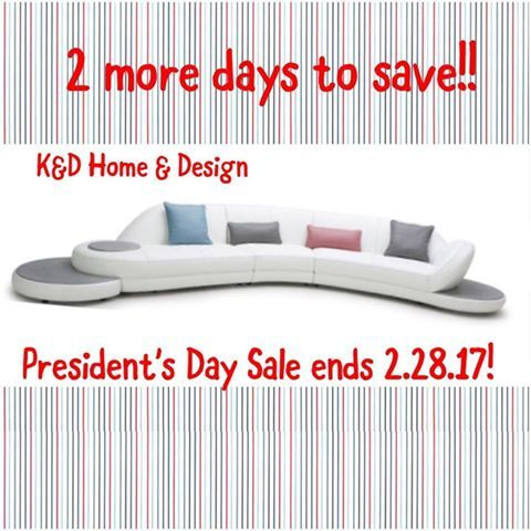 Celebrate President's Day with us! Save 15% on all regular priced items until 2.28.17!! **Also all bar stools and wall art are 20% off!! #houston #texas #modern #home #contemporary #furniture #sale #design #presidentsdaysale #presidentsday