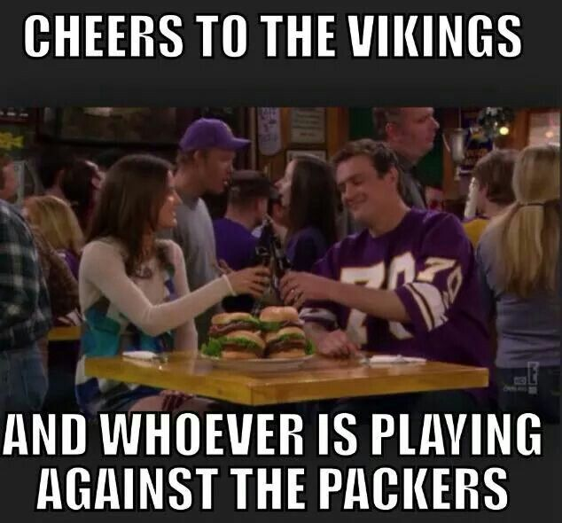 Vikings cheers HIMYM