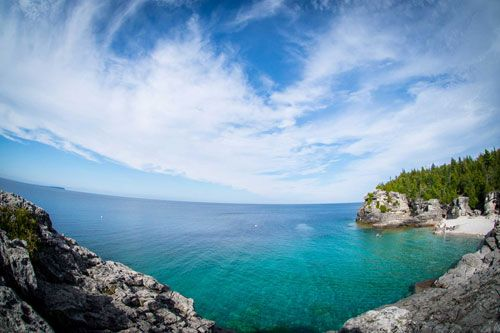 Bruce Peninsula National Park - The Grotto - Bruce County - Explore The Bruce