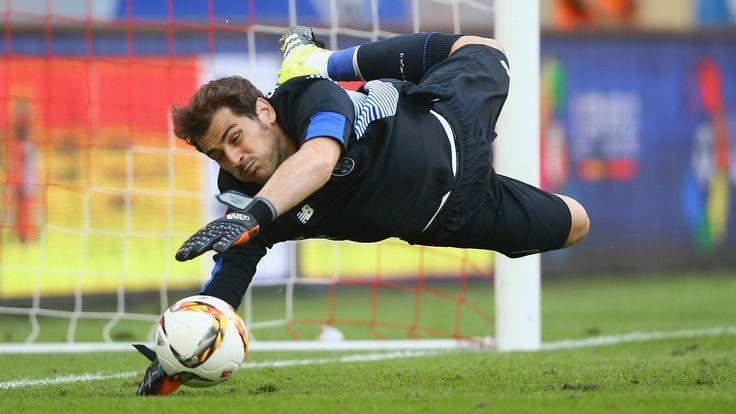 @Casillas full extension #9ine