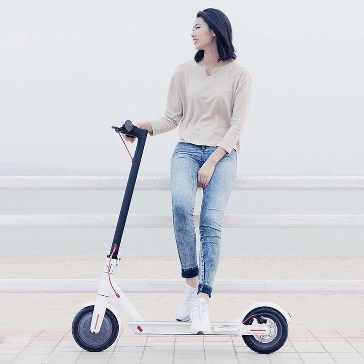 En esta ocasión quiero presentaros un scooter de XiaoMi, no solo fabrica buenos teléfonos, se trata del XiaoMi M365 Scooter con un precio increíble.