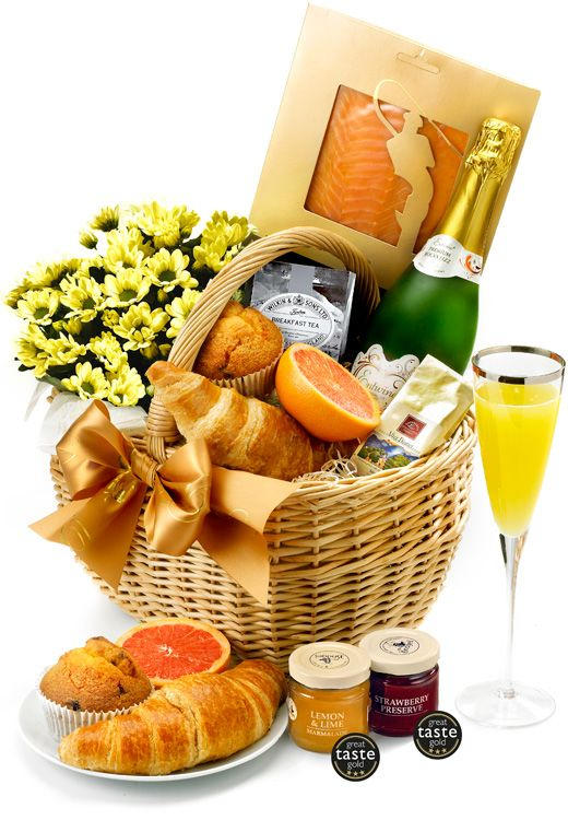 Bucks Fizz Breakfast Gift Hamper