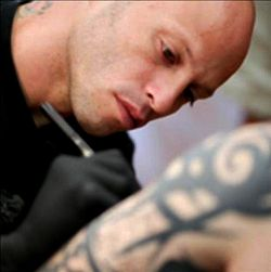 My husband, Ami James