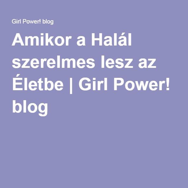 Amikor a Halál szerelmes lesz az Életbe - Gyönyörű animációs kisfilm | Girl Power! blog  #animated #video #lifeofdeath