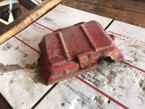 Ford 9n Tractor Battery Cover