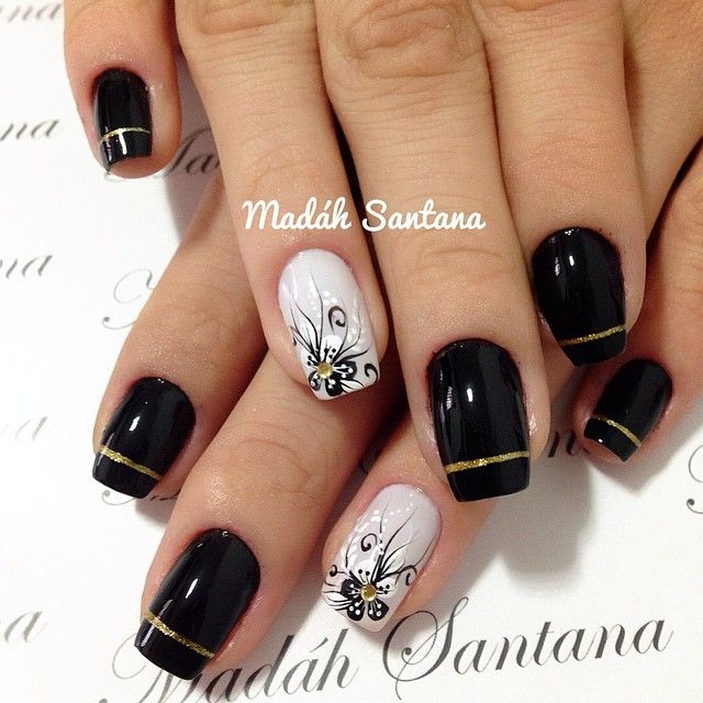 Instagram photo by madahsantana #nail #nails #nailart