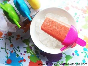 These Fruit Popsicle's will surly give you your 5 a day. Kids love them as well as adults and they are great to beat the heat in the summer.
