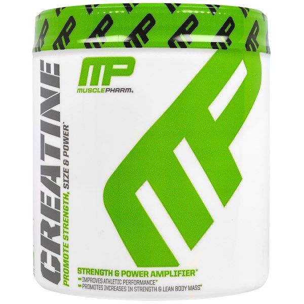 sports-fitness-athletic: Muscle Pharm, Creatine, .661 lbs (300 g)