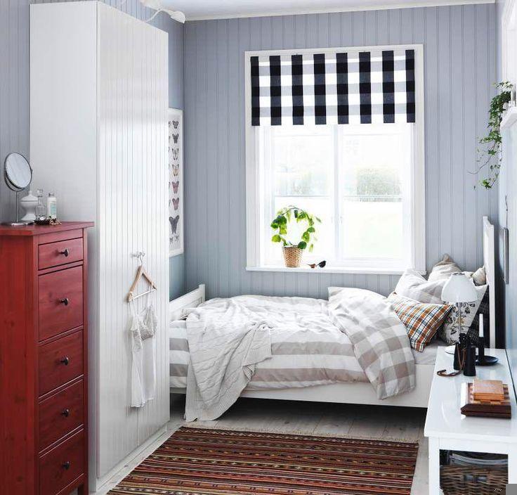 Дизайн маленькой спальни: 40 фото лучших интерьерных решений